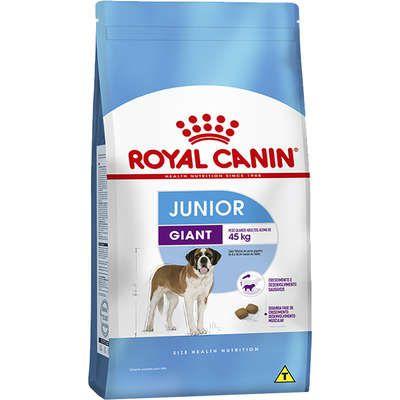 Ração Royal Canin Giant Junior para Filhotes de Cães Gigantes de 8 a 18/24 Meses de Idade 15kg