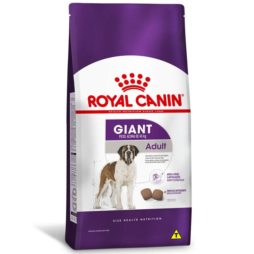 Ração Royal Canin Giant para Cães Gigantes Adultos - 15 Kg