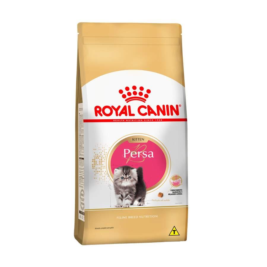 Ração Royal Canin Kitten Persian para Gatos Filhotes da Raça Persa