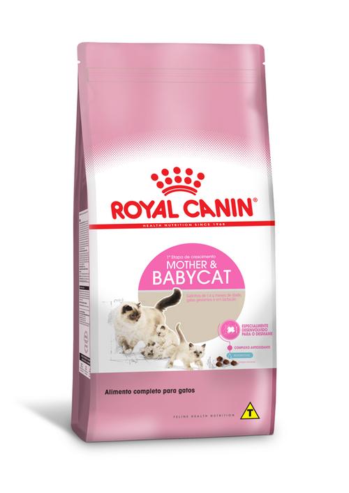 Ração Royal Canin Mother e Babycat Gatos