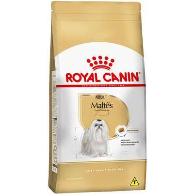 Ração Royal Canin para Cães Adultos da Raça Maltês