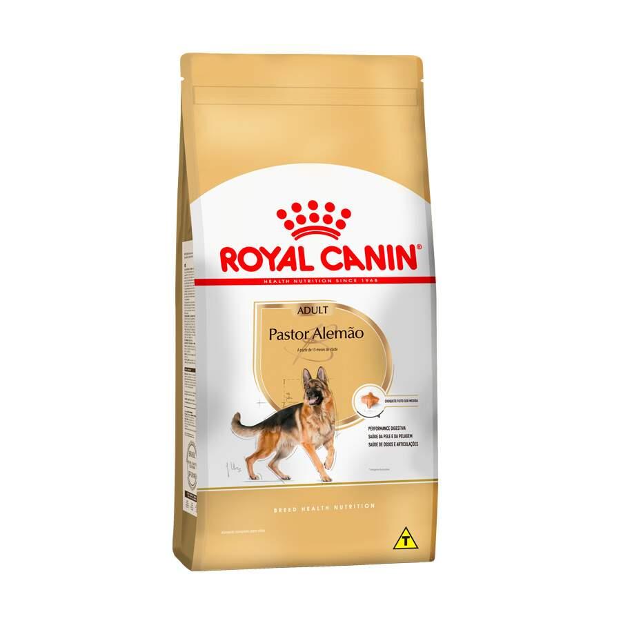 Ração Royal Canin para Cães Adultos da Raça Pastor Alemão 12kg