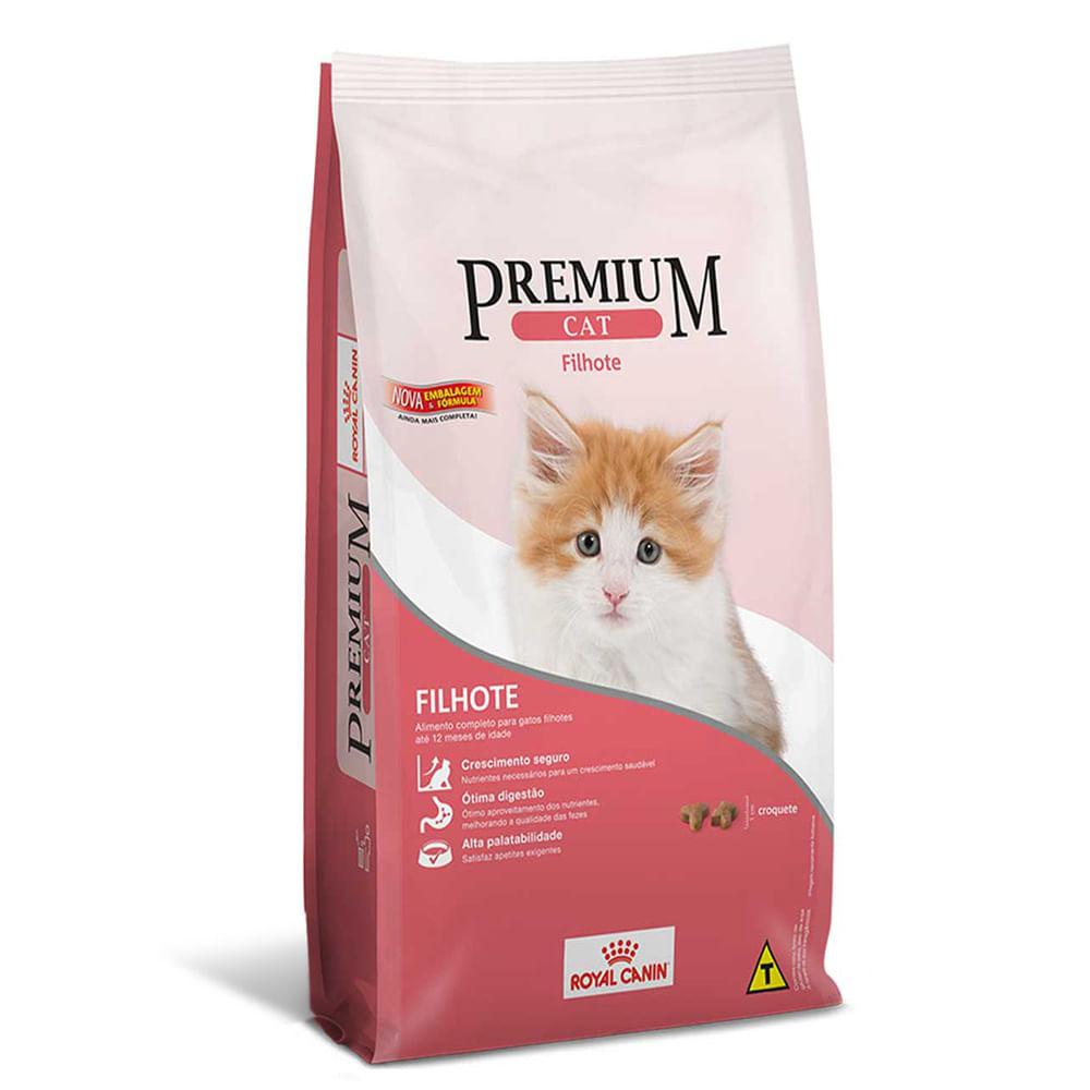 Ração Royal Canin Premium Cat para Gatos Filhotes