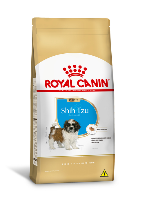 Ração Royal Canin Shih Tzu Puppy