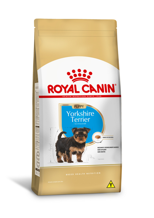 Ração Royal Canin Yorkshire Puppy