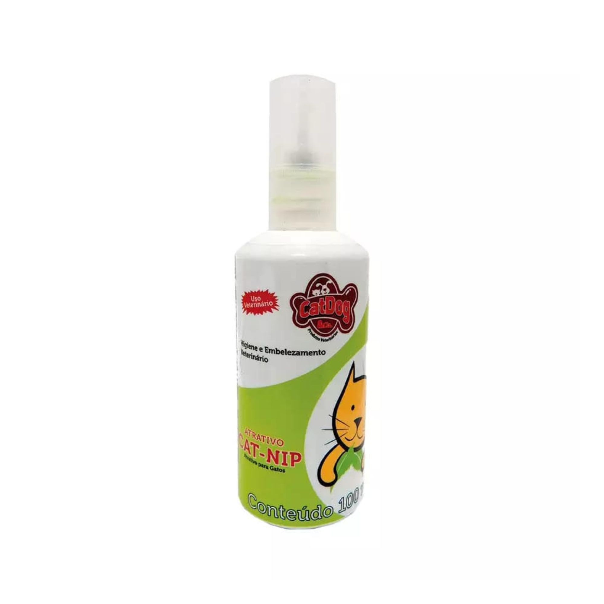 Spray Cat Nip Cat Dog para Gatos Erva do Gato