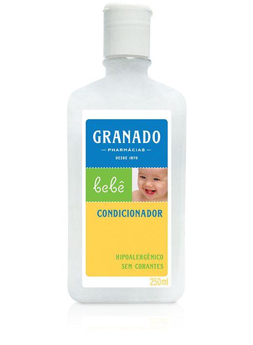 Condicionador Hipoalergênico Tradicional Granado Bebê - 250ml