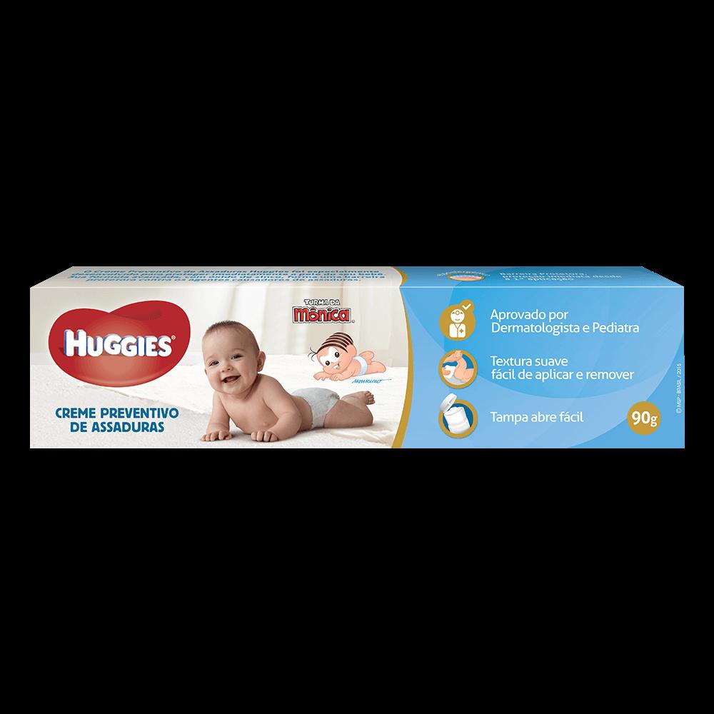 Pomada creme para prevenção de assaduras Huggies® - 90g