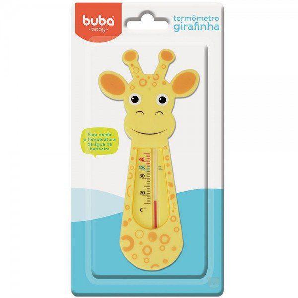 Termômetro girafinha para banheira - Buba Baby