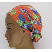 TF003 - Touca de Malha Amini floral