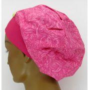 TF600 - Touca Arabescos Pink