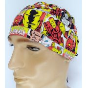 TM132 - Gorro Iron Man
