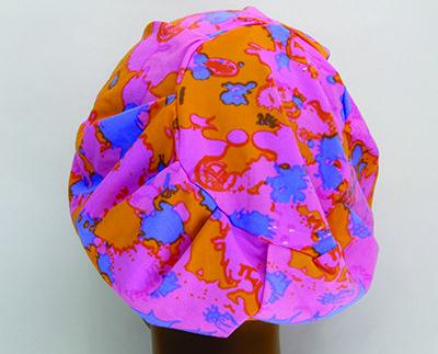 TF010 - Touca de Malha Amini   - Atelier Babinski