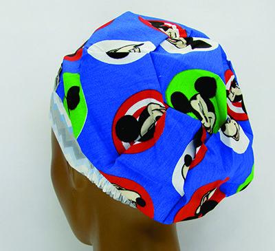 TF030 - touca estampa Mikey  - Atelier Babinski