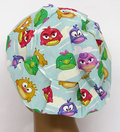 TF616 - Touca Angry Birds  - Atelier Babinski