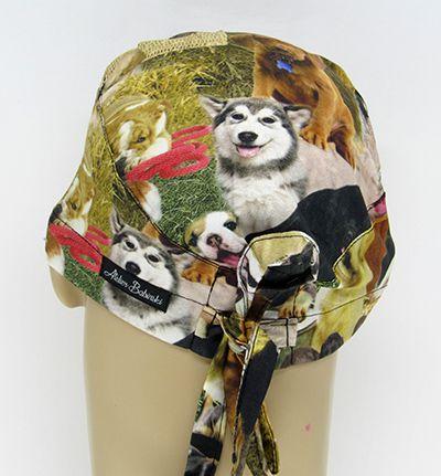 TM077 - Gorro Dogs  - Atelier Babinski
