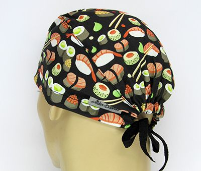 TM112 - Gorro estampa Sushi  - Atelier Babinski