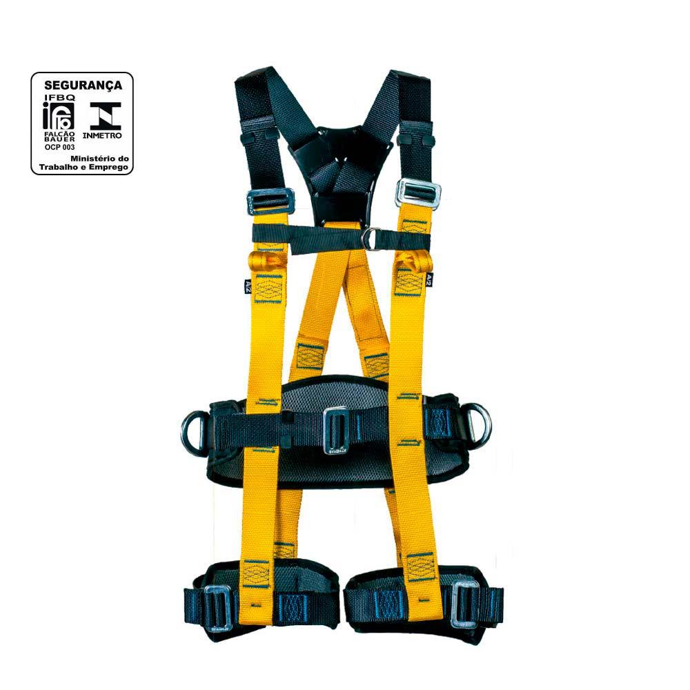 Cinto de Seguranca Paraquedista 03 Argola AT7015 Athos Confort ATHENAS CA 37977