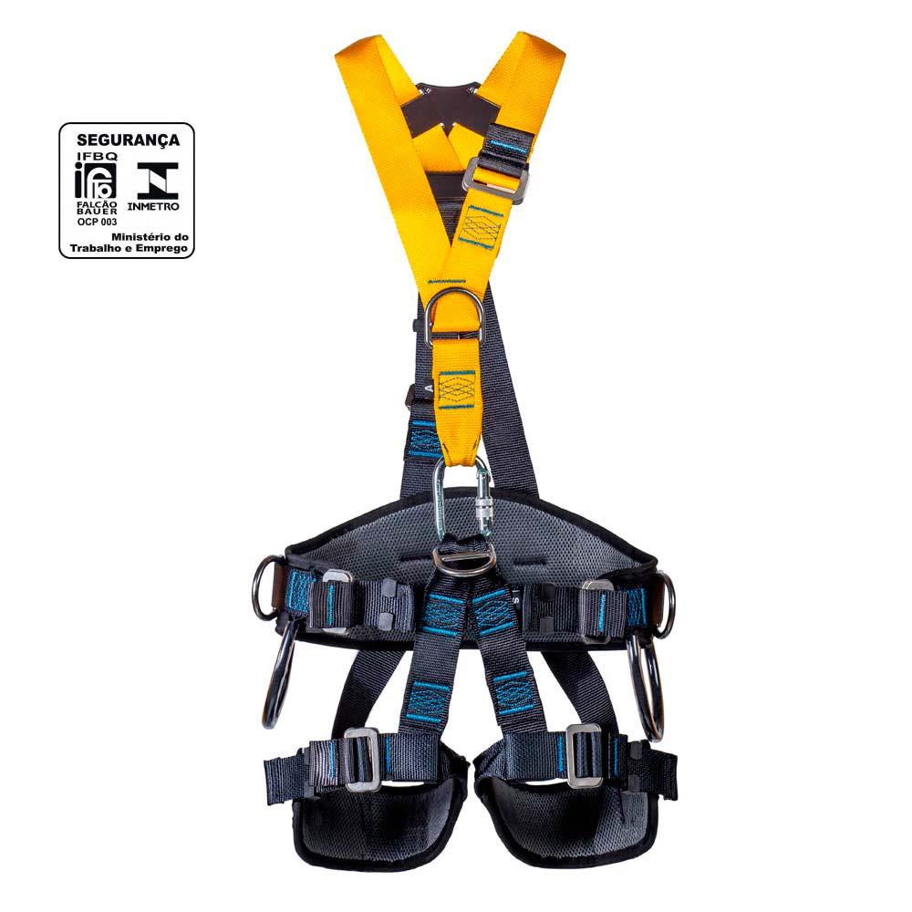 Cinto de Seguranca Paraquedista 05 Argola AT7033 GRE AC ATHENAS CA 36374