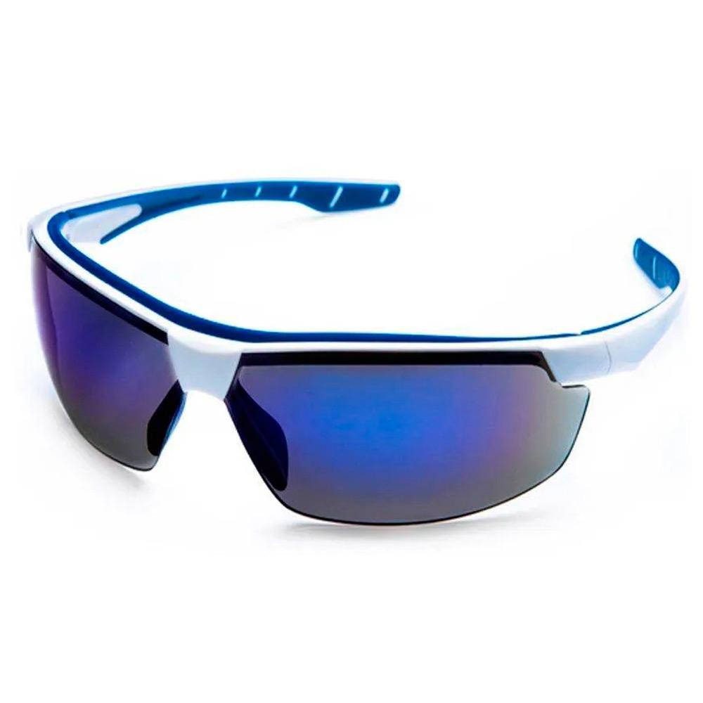 Oculos Neon Espelhado Azul Esportivo AR/AE/UV STFVS201840 STEELFLEX CA 40906