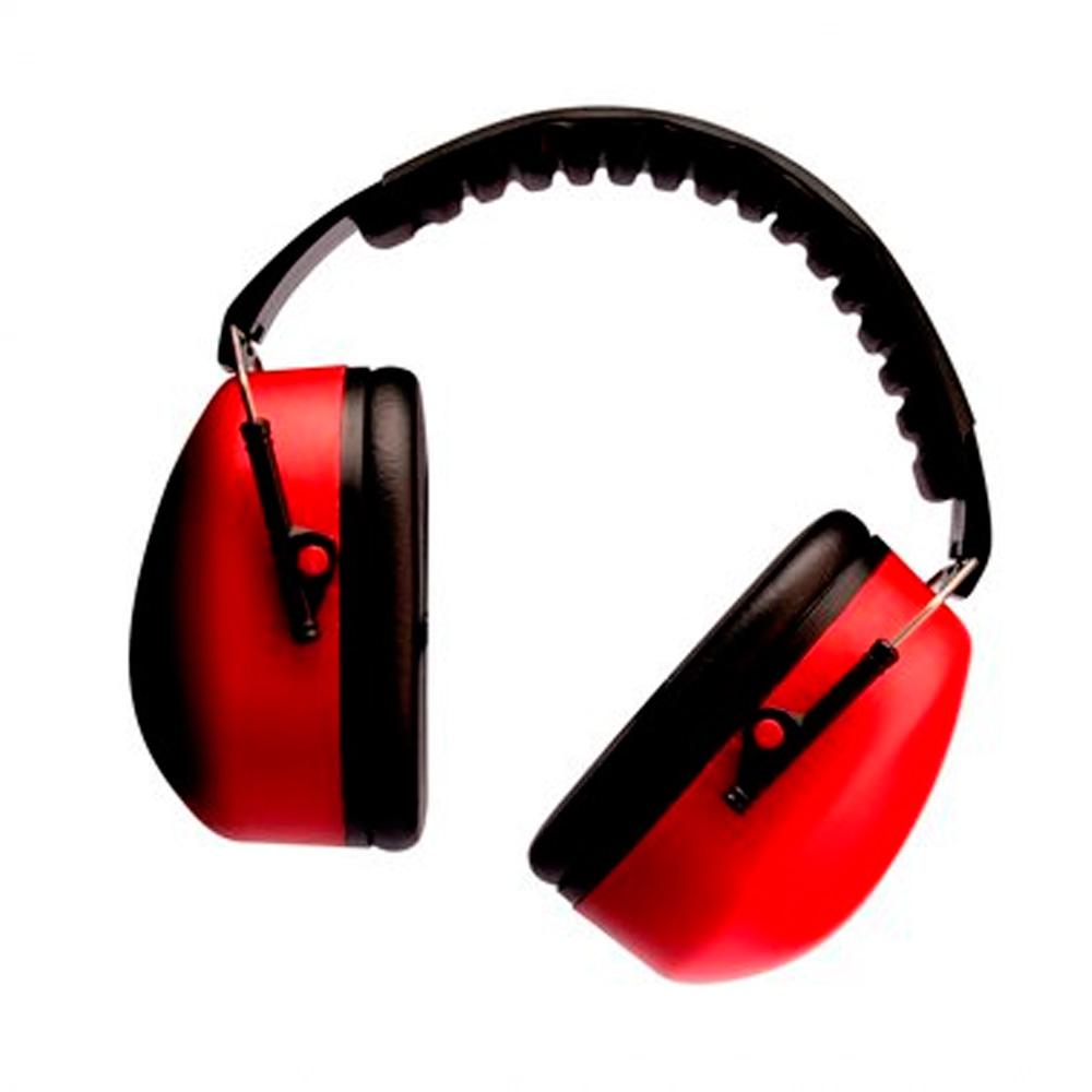Protetor Auditivo Abafador 3M Pomp Muffler 21dB CA 14235