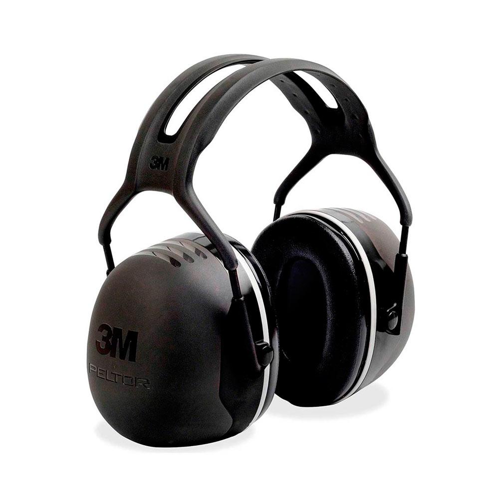 Protetor Auditivo Tipo Concha Abafador X5A Peltor 29 dB(A) CA 32941 3M
