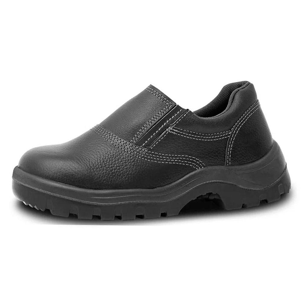 Sapato de Elastico Preto B/PVC Bidensidade BRACOL 4045BSES4600LL CA 42239