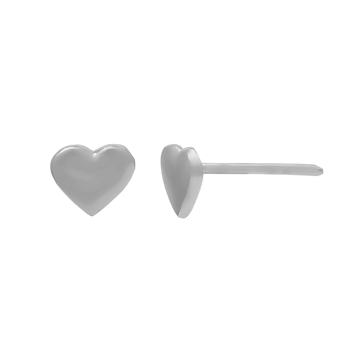 Brinco Coração Lindinho -BP901