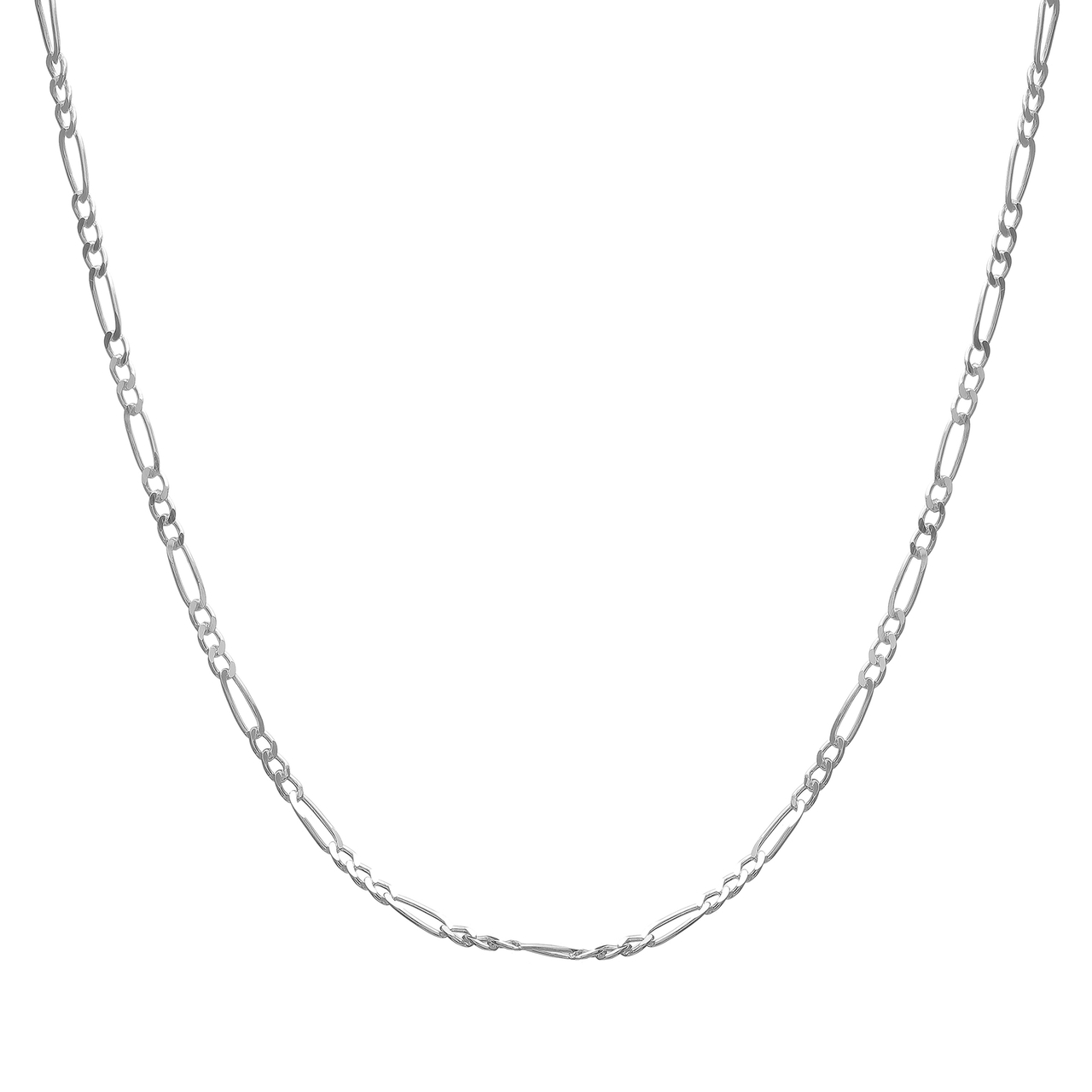 Cordão Fígaro 3x1 -Cod 02