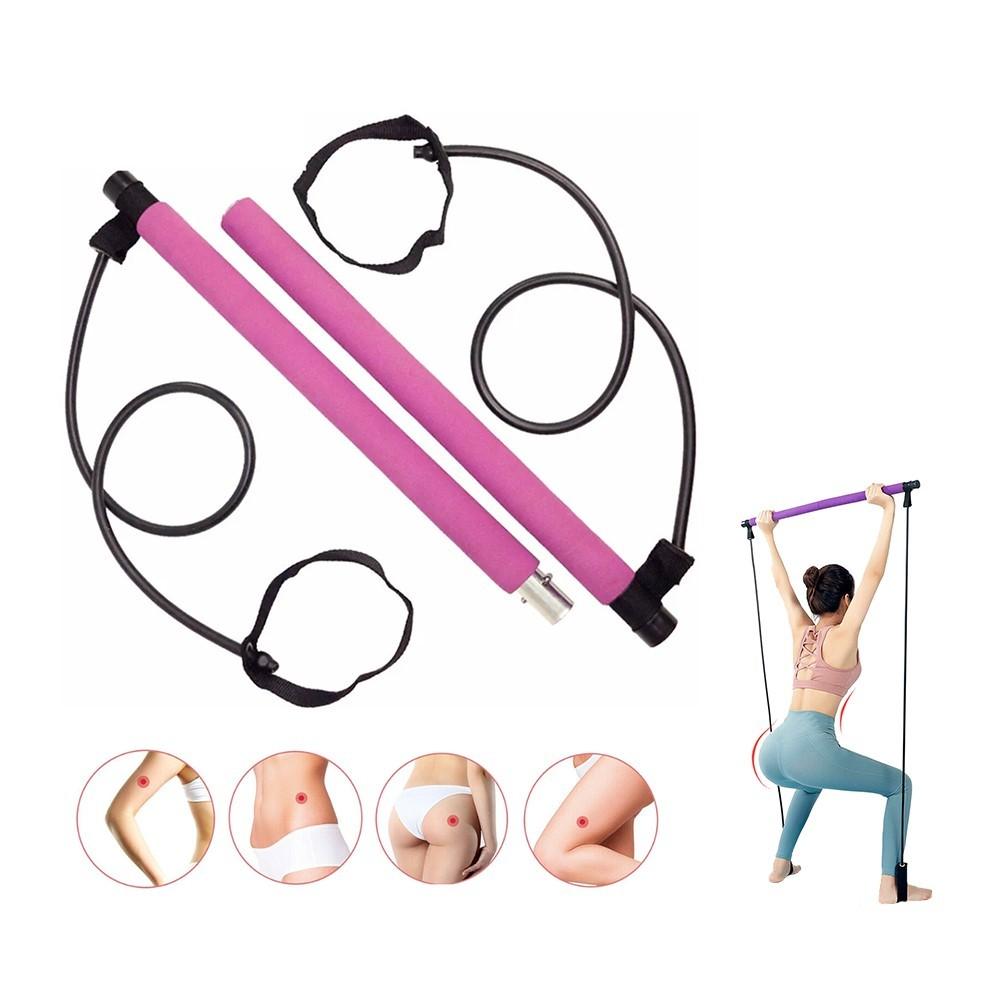 Corda Para Pilates E Yoga - Portable Pilates Studio
