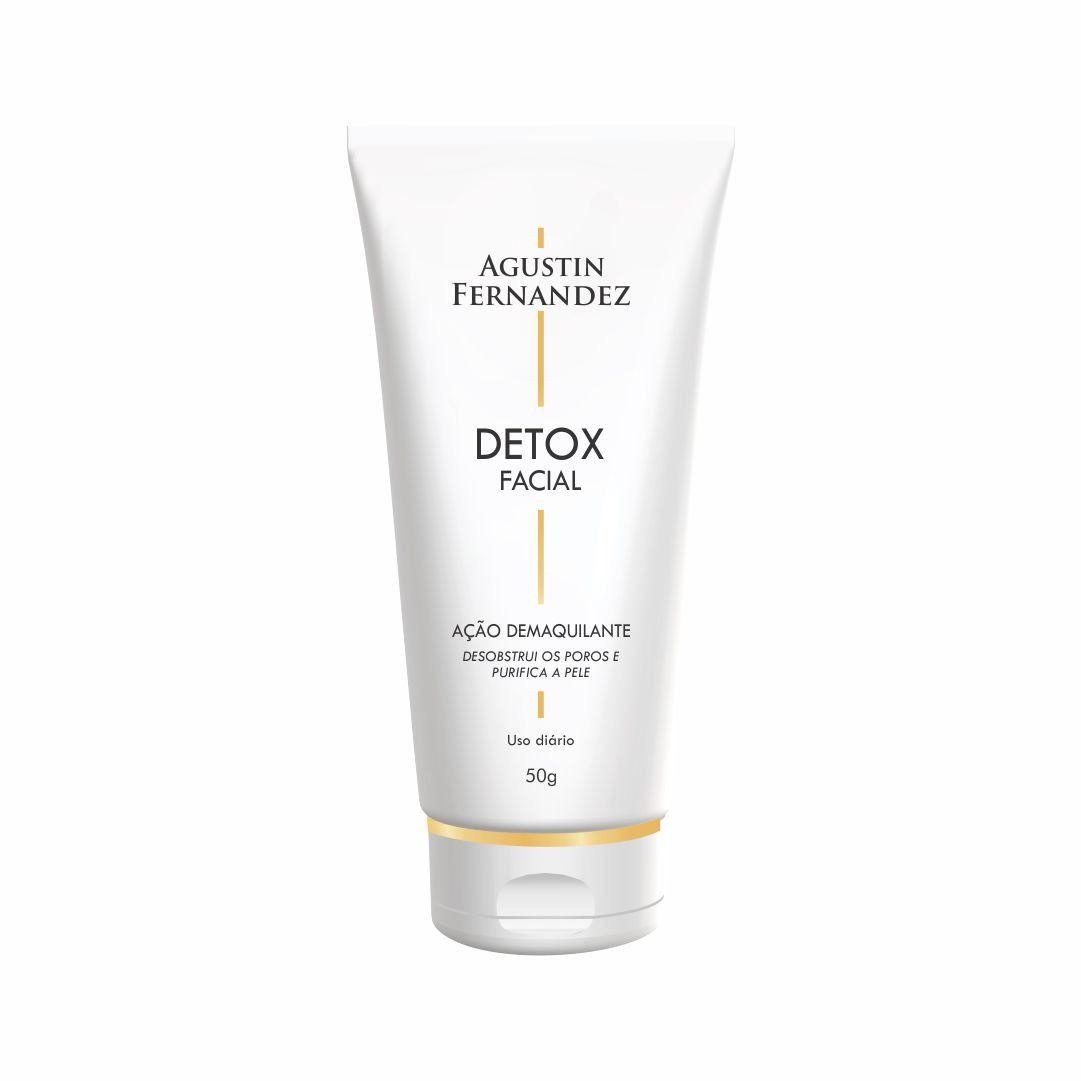 Demaquilante Detox Facial