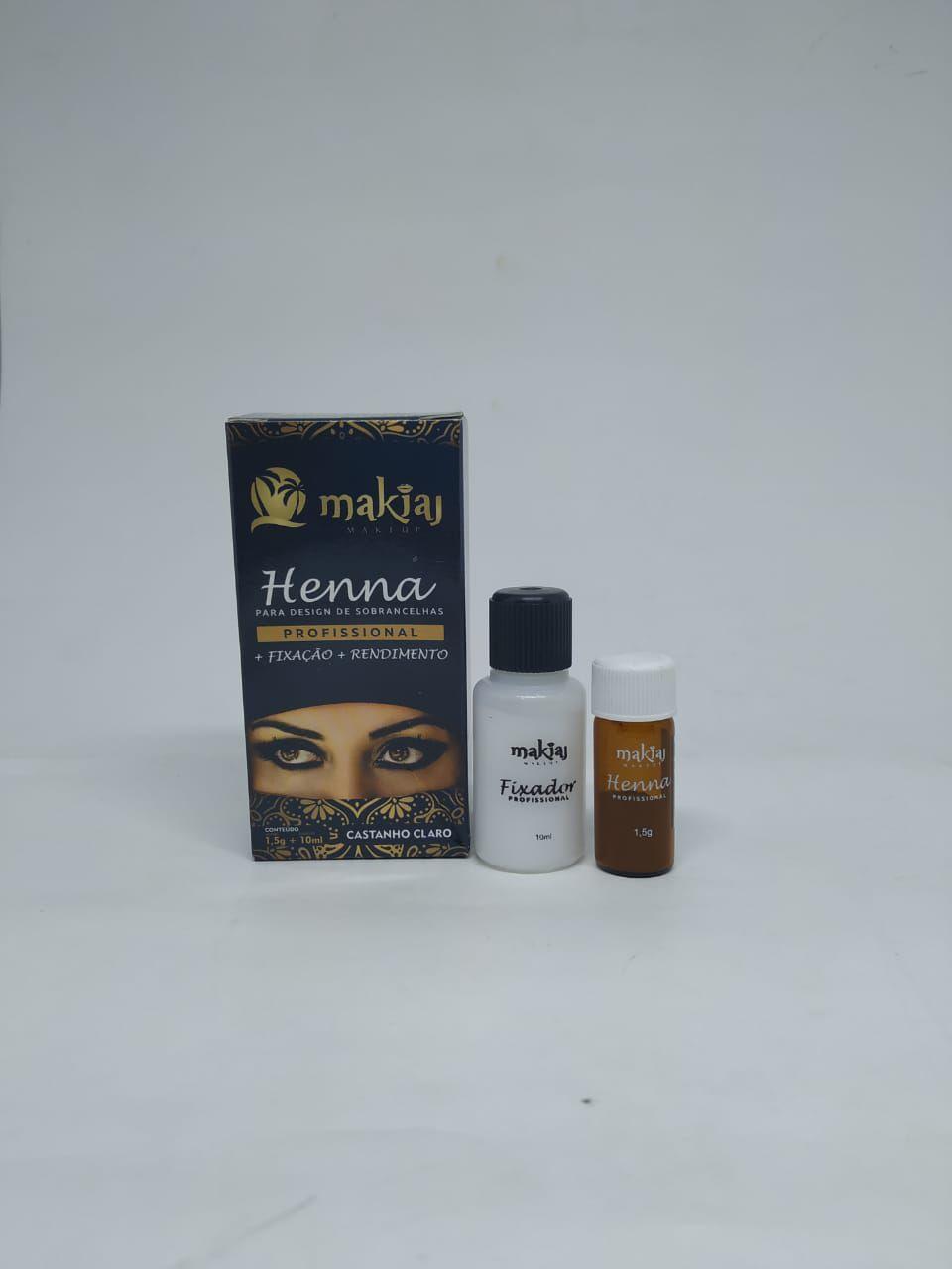 HENNA / Makiaj