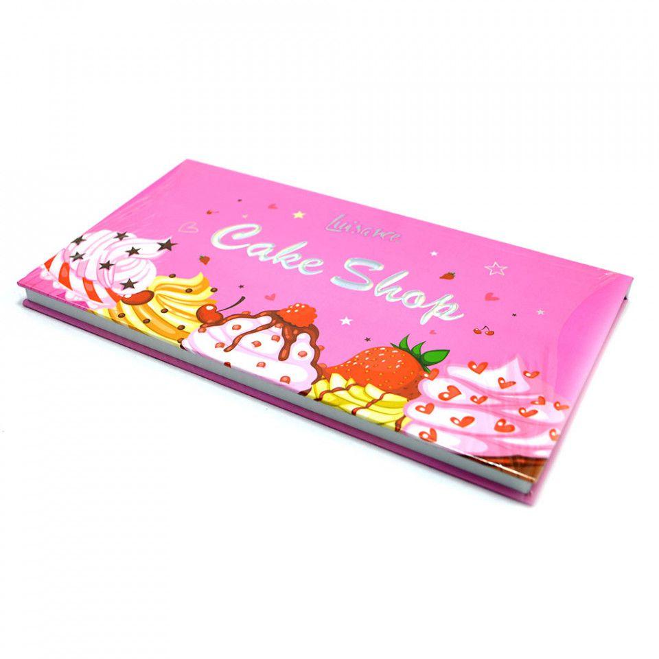 Paleta de Sombras Cake Shop 32 Cores Luisance L1081 - 1 Unidade