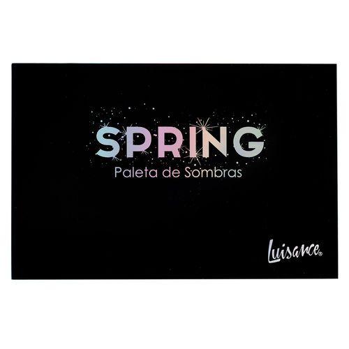 Paleta de Sombras SPRING Luisance