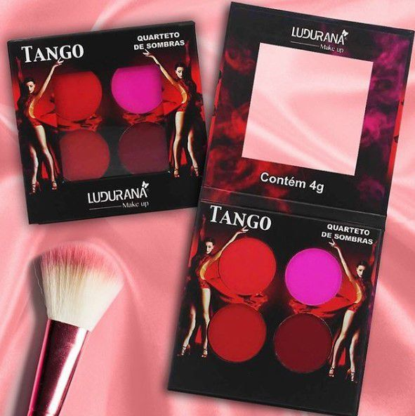 Paleta Quarteto de Sombras Tango Ludurana