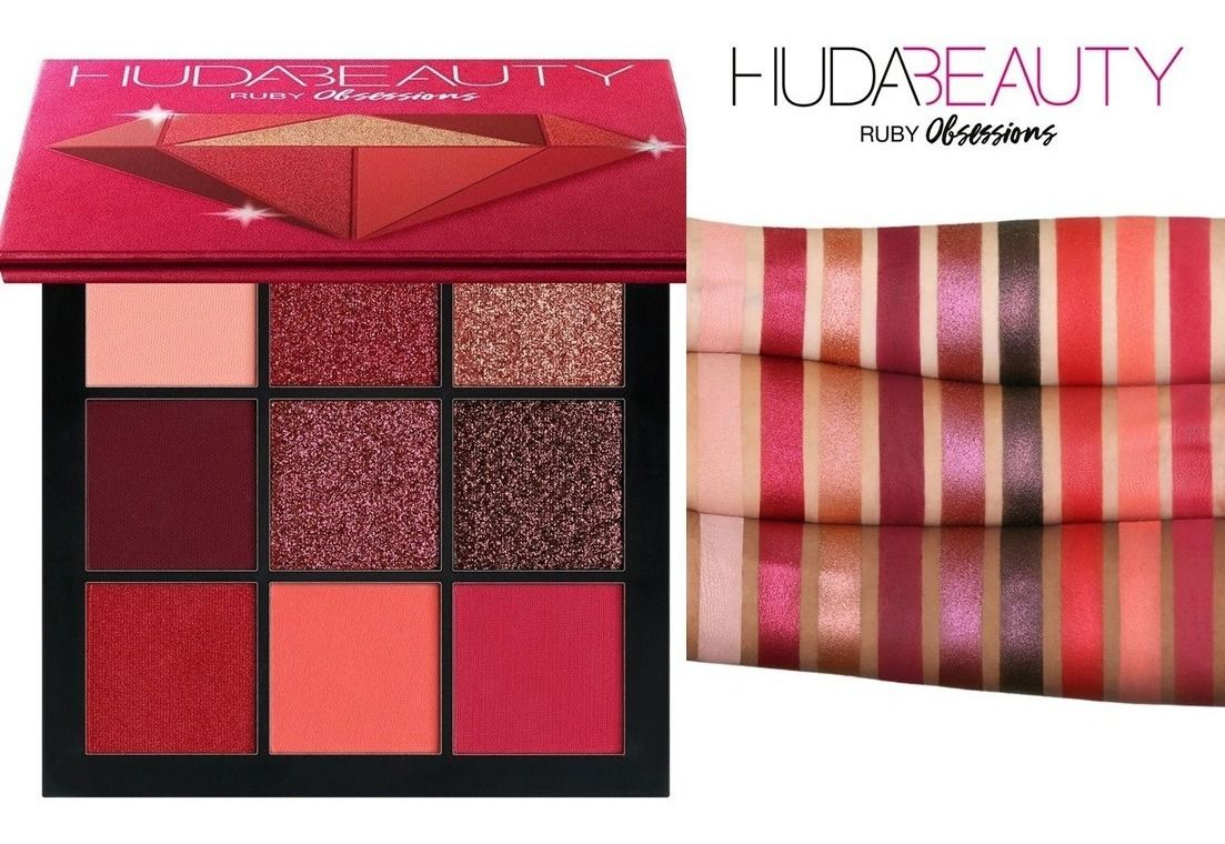 PALETA Ruby Obsessions Beauty