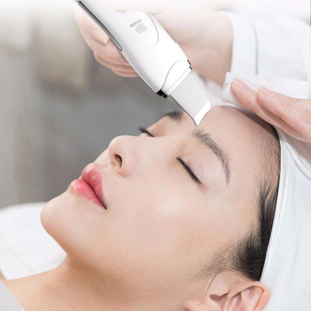Peeling Ultrassônico E Ionização Portátil Anti Cravos E Acne