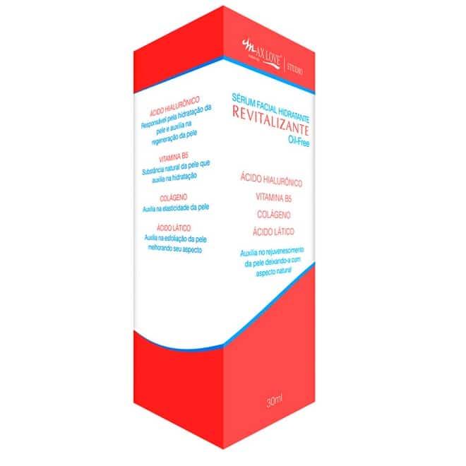 Sérum Facial Hidratante Revitalizante