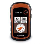 """Etrex 20X - GPS Portátil, Visor 2.2"""", Rede Glonass, 4 GB de memória interna"""
