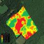Monitor de rendimento e sensor de umidade para qualquer colheitadeira