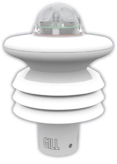Estação Meteorológica Compacta GMX400 Gill