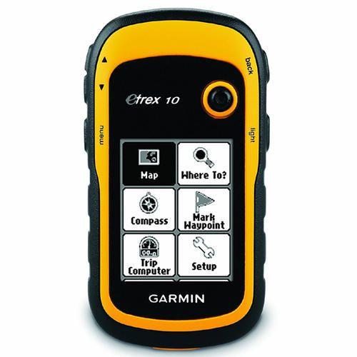 GPS Garmin Etrex 10 -  Visor 2.2', Rede Glonass