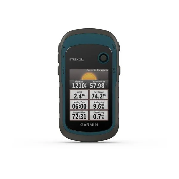 GPS Garmin Etrex 22x GPS/GLONASS
