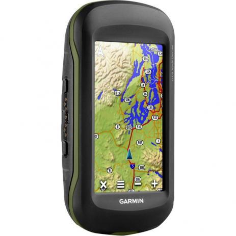 GPS Garmin Montana 610 - GPS Portátil, Visor de 4