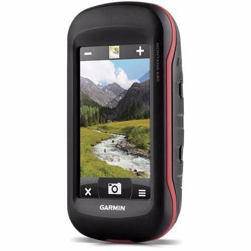 GPS Garmin Montana 680 - GPS Portátil, Visor de 4
