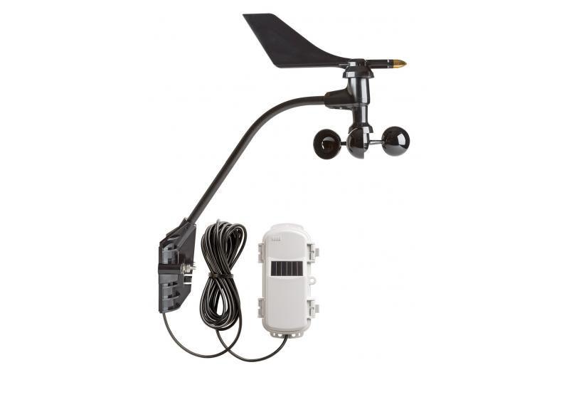 Sensor Sem-Fio de Velocidade e Direção do Vento HOBOnet