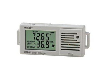 Termo-Higrômetro Digital com Data Logger 3,5% UX100-003