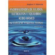 ANORMALIDADES DE FLUIDOS, ELETRÓLITOS E EQUILÍBRIO ÁCIDO-BÁSICO