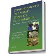 COMPORTAMENTO DE ANIMAIS EXÓTICOS DE COMPANHIA - AVES, RÉPTEIS E MAMÍF