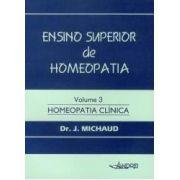 ENSINO SUPERIOR DE HOMEOPATIA - VOL. III